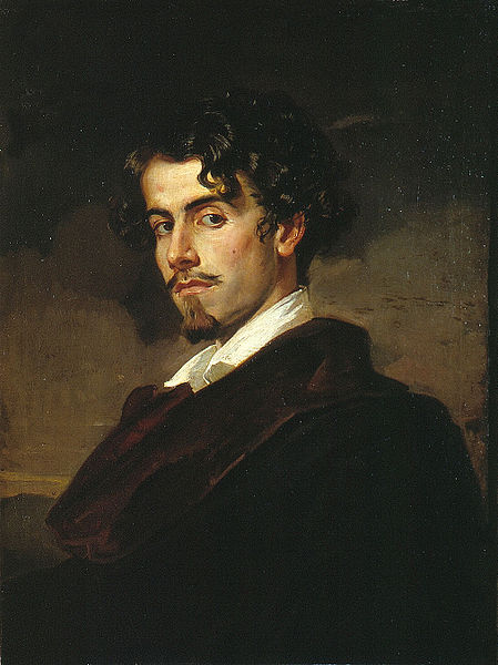 Arkivo:Portrait of Gustavo Adolfo Bécquer, by his brother Valeriano (1862).jpg